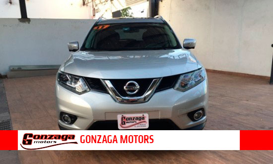 Nissan X Trail Advance  – 2017 – Gonzaga Motors lleno