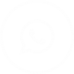 Whatsapp círculo blanco