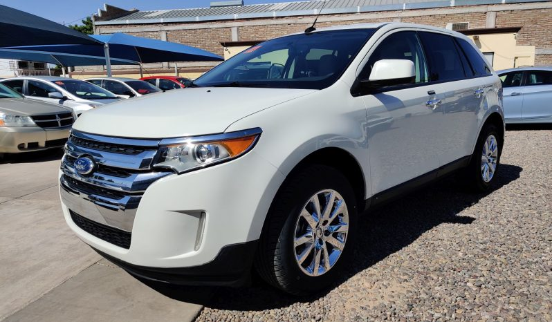 2011  Ford Edge lleno