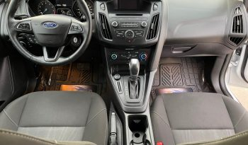 Ford Focus 2015 lleno