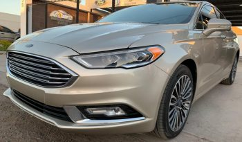 Ford Fusion 2017 lleno
